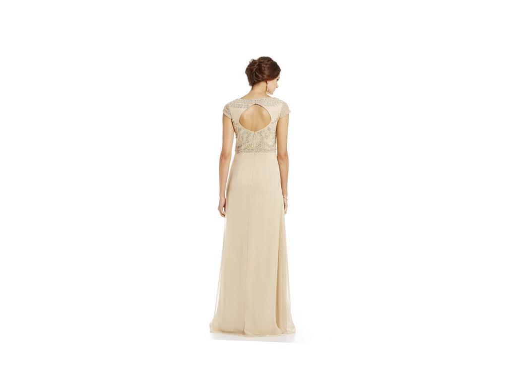 Adrianna Papell #191910700 • NWT Size 10 Nude Beaded Gown, Size: 10 ...