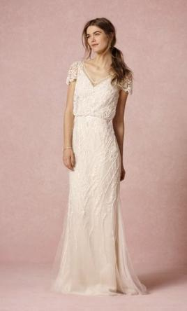 Bhldn Aurora 650 Size 2 Used Wedding Dresses