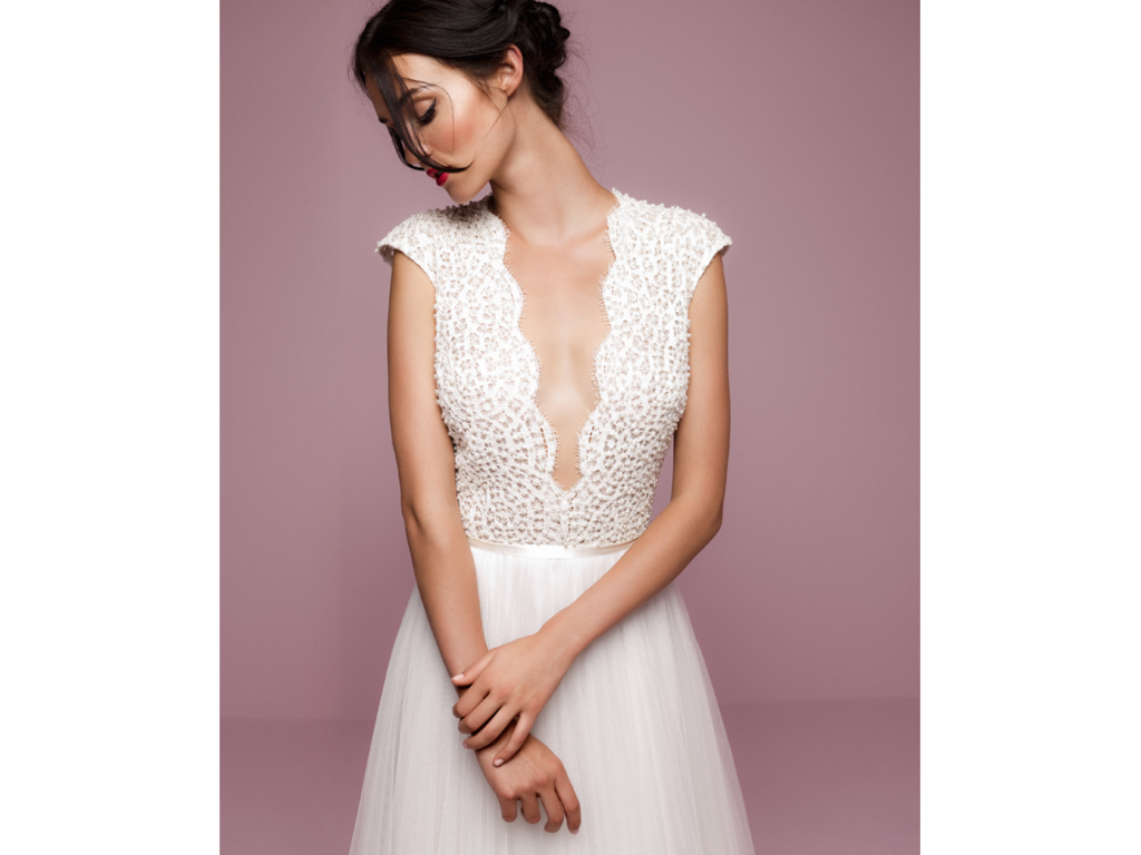 Other Daalarna Couture, $1,395 Size: 8 | Sample Wedding Dresses