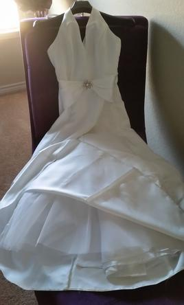 Jessica mcclintock 400 size 10 used wedding dresses pin it add to jessica mcclintock 10 junglespirit Image collections