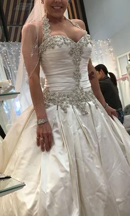 3ae174b93a14 Allure Bridals 9003, $600 Size: 8 | Used Wedding Dresses