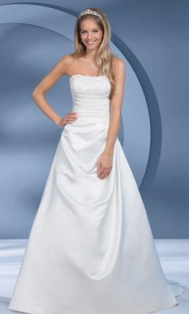 Other Kleemeier 12095, $199 Size: 18 | New (Un-Altered) Wedding ...