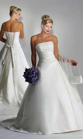 Maggie Sottero Dion 250 Size 22 Used Wedding Dresses