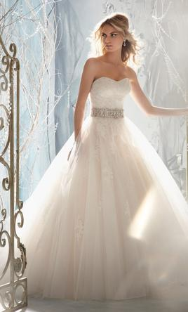 Pin It Mori Lee 1959 12
