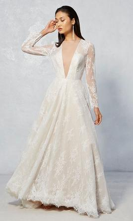 Modern wedding dresses preowned wedding dresses ivy aster jay 10 junglespirit Image collections