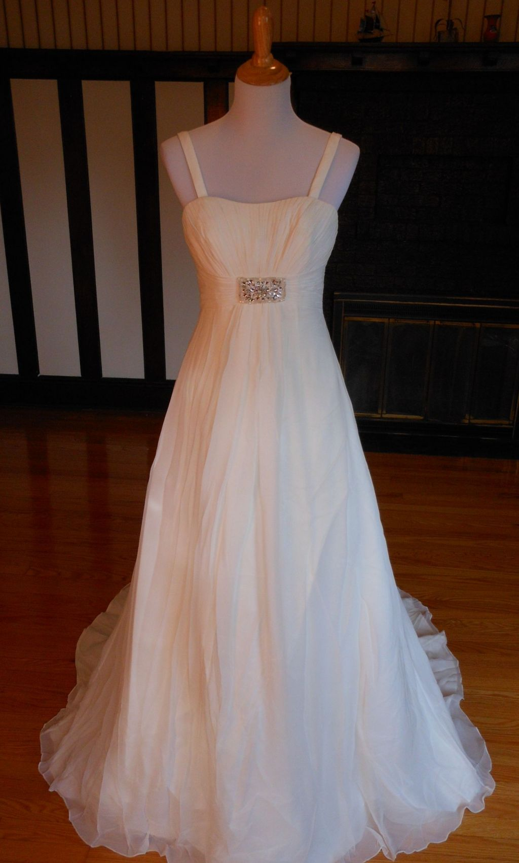 Other bridal by kris belinda 99 size 4 new un for Wedding dresses for 99