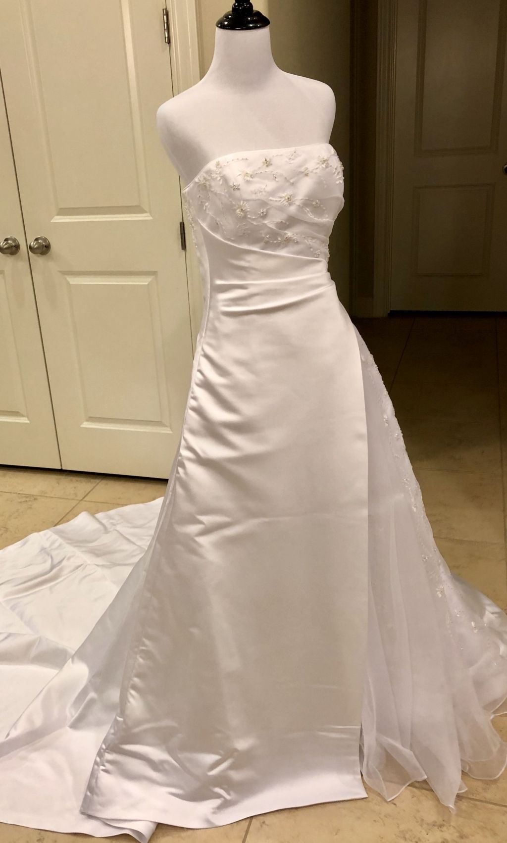 Maggie Sottero $120 Size: 12 | Used Wedding Dresses