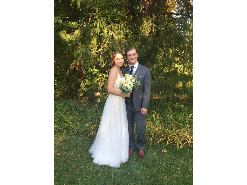 BHLDN Heritage Gown, $575 Size: 00   Used Wedding Dresses