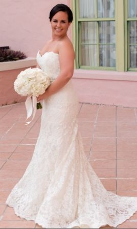 Pink Wedding Dresses for Less
