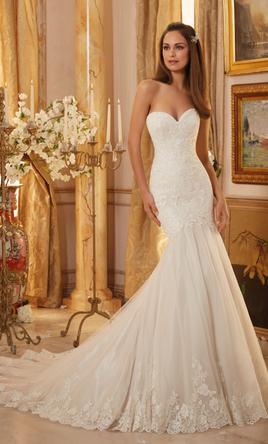 Mori lee wedding dresses for sale preowned wedding dresses mori lee 5475 14 junglespirit Choice Image