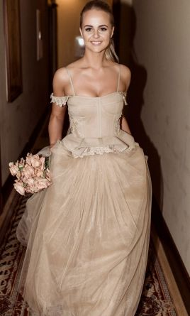 Other custom made 3400 size 8 used wedding dresses other custom made 8 junglespirit Gallery