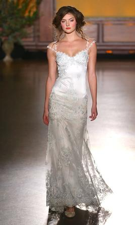 Claire pettibone wedding dresses for sale preowned wedding dresses claire pettibone cameo 6 junglespirit Image collections