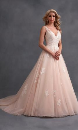 Alfred angelo 2577 799 size 10 new un altered wedding dresses junglespirit Choice Image