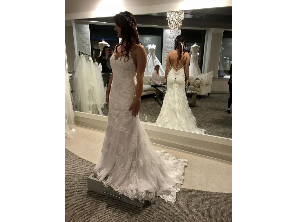 Sottero & Midgley Bristol, $950 Size: 8 | Sample Wedding Dresses
