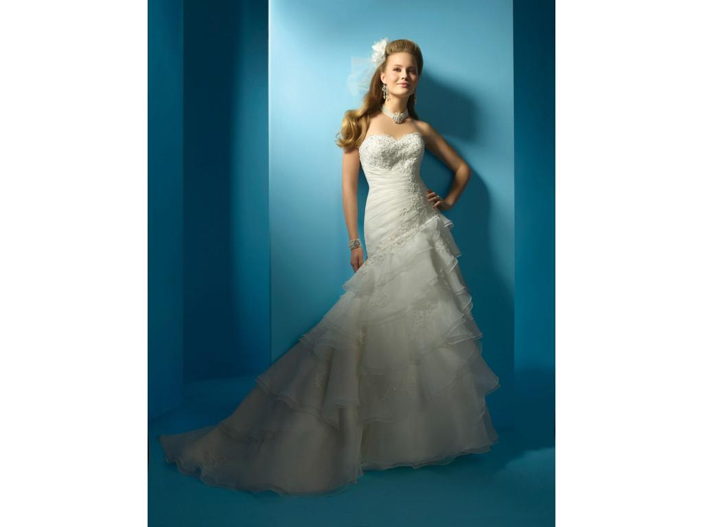 Alfred angelo 2123 500 size 0 new un altered wedding dresses pin it add to alfred angelo 2123 ombrellifo Image collections