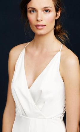 J. Crew Manuela Gown, $125 Size: 12 | Used Wedding Dresses