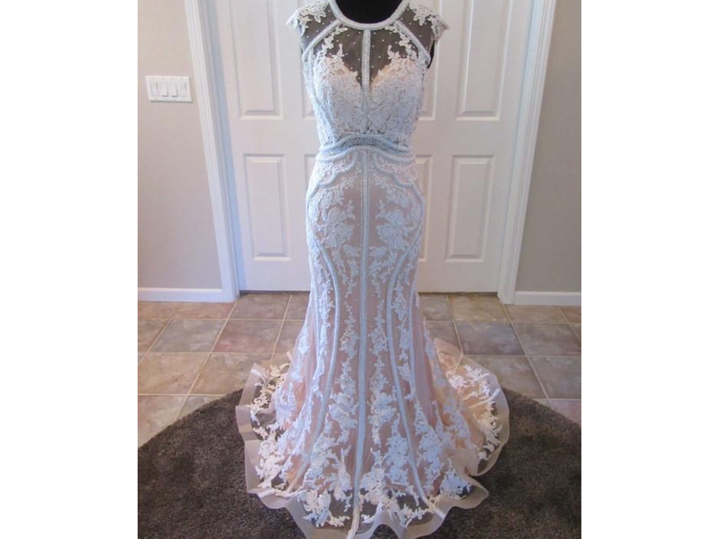 Jacquelin exclusive wedding dresses for sale preowned wedding jacquelin exclusive anne 8 ombrellifo Image collections