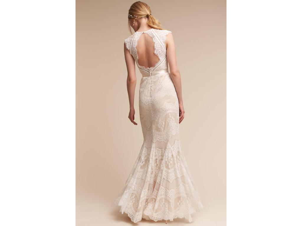 Bhldn suri 700 size 12 used wedding dresses for Bhldn used wedding dresses