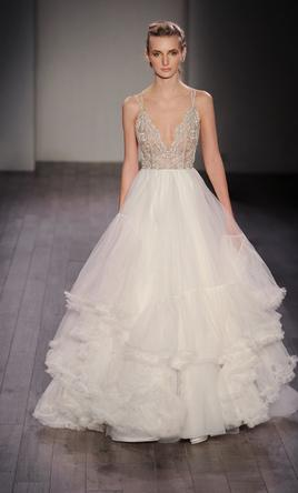 Hayley paige georgie gown 3600 size 12 used wedding dresses hayley paige georgie gown 12 junglespirit Choice Image