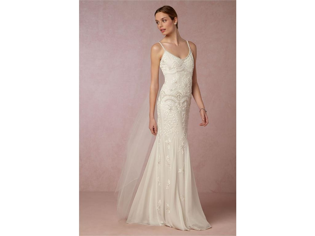 Bhldn naomi dress 650 size 16 used wedding dresses for Bhldn used wedding dresses