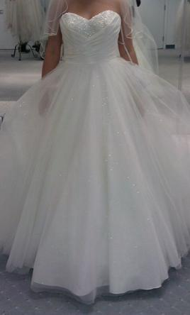 Alfred Angelo 205 10