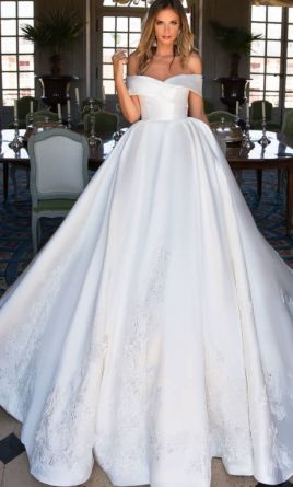 Milla Nova Wedding Dresses For Sale
