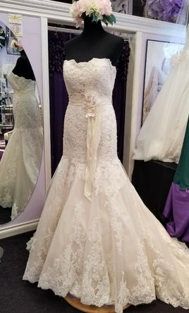 David tutera wedding dresses for sale preowned wedding dresses david tutera thea116225 12 junglespirit Choice Image