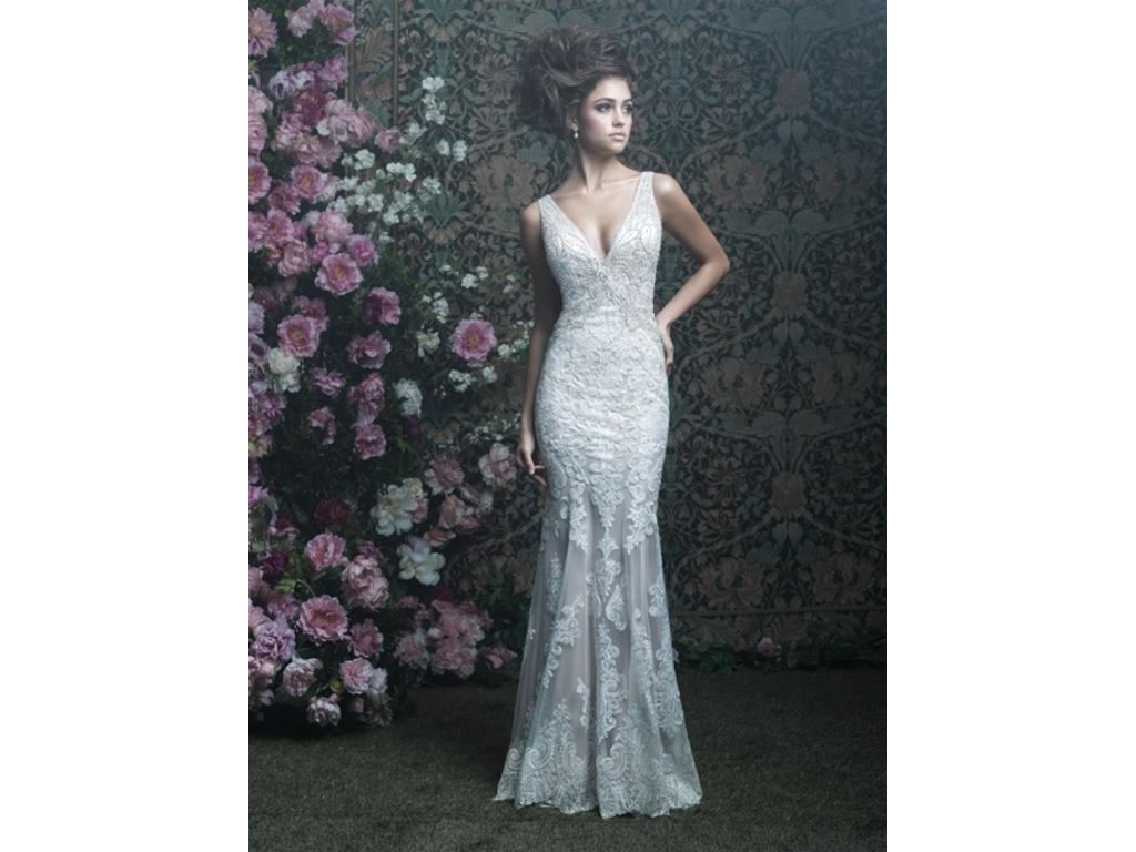 Allure Bridals C408, $1,159 Size: 12 | Sample Wedding Dresses