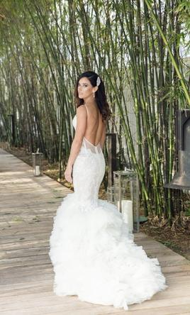 Pnina Tornai 5179-4366, $2,754 Size: 8 | Used Wedding Dresses