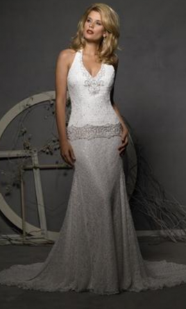 Forever Yours Trumpet 47125 799 Size 2 New Altered Wedding Dresses