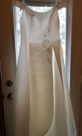 Jessica mcclintock wedding dresses for sale preowned wedding dresses jessica mcclintock 14 junglespirit Image collections