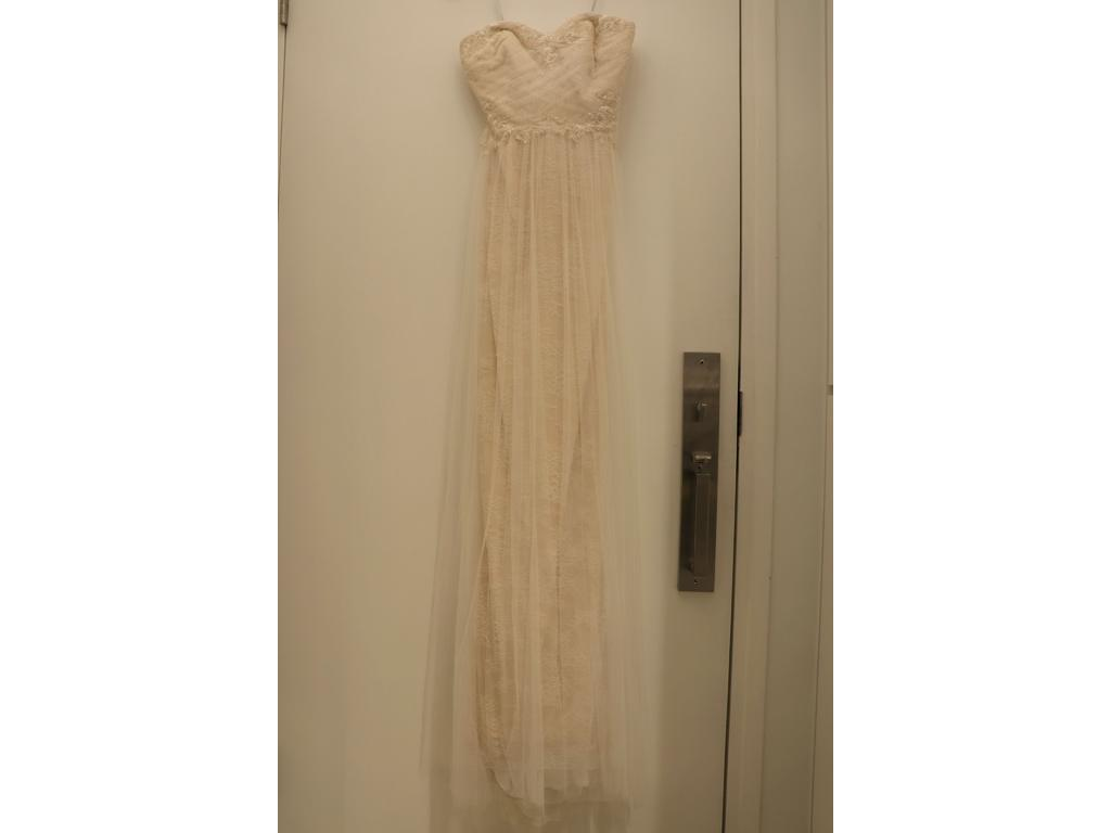 Bhldn Lilou Gown 350 Size 2 Used Wedding Dresses