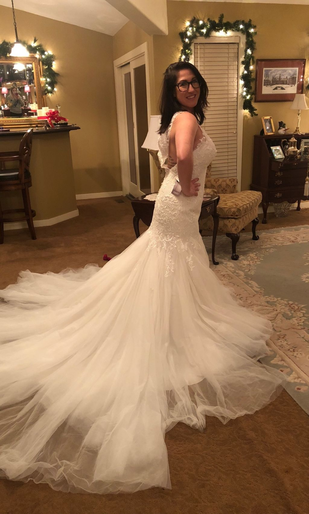 Alfred Angelo Signature Bridal Collection 3005 600 Size 8 New