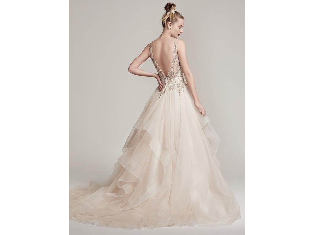 Sottero midgley 1 200 size 6 new altered wedding for Previously worn wedding dresses for sale