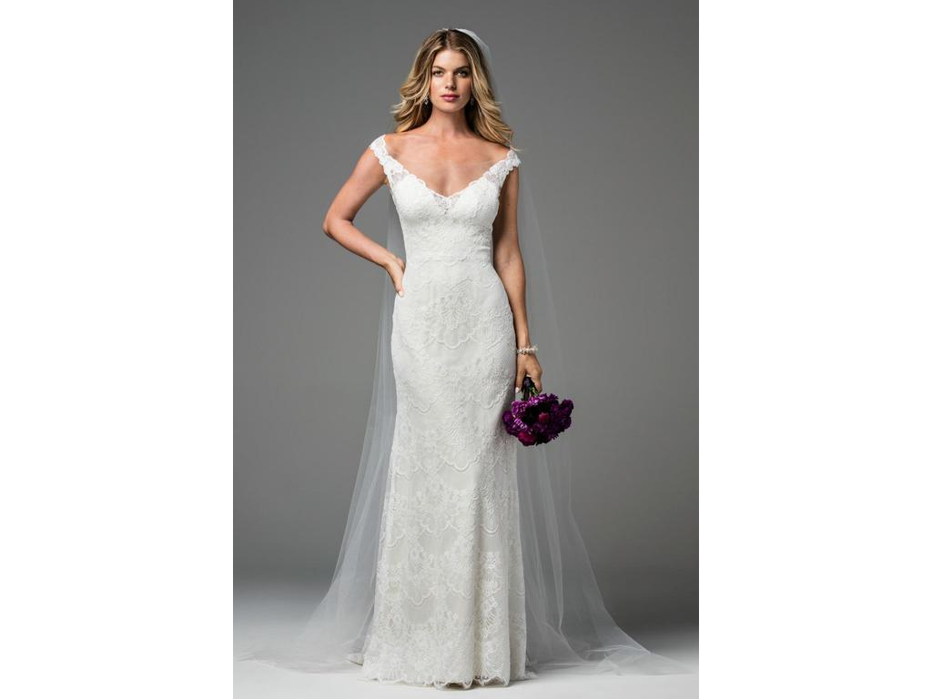 Wtoo suri 950 size 10 sample wedding dresses for Size 10 wedding dress