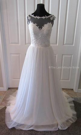Lovely Other The Last Minute Bride Emma, $579 Size: 10 | New (Un Altered) Wedding  Dresses Pictures Gallery