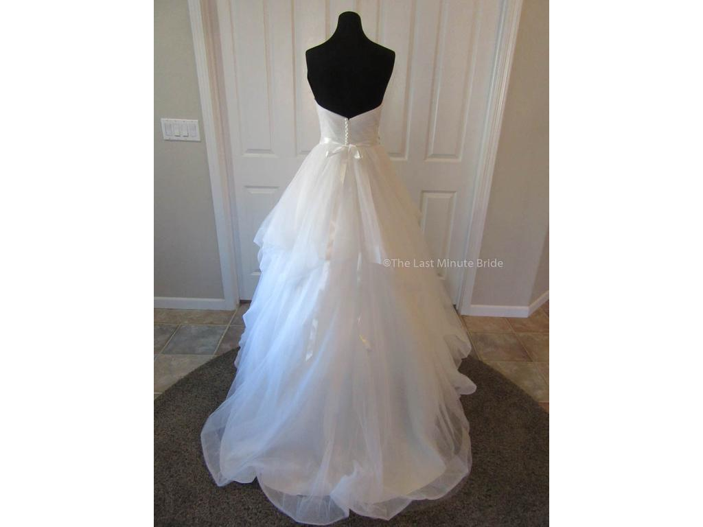 Other The Last Minute Bride Nicole, $768 Size: 16 | New (Un-Altered ...