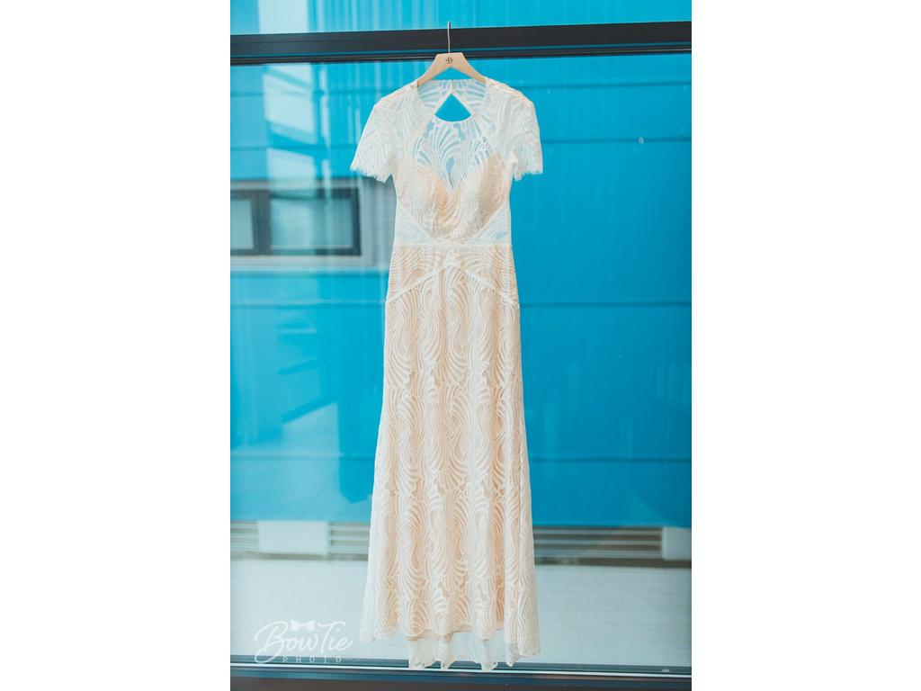 Watters Beilin (7509B), $1,200 Size: 6 | Used Wedding Dresses
