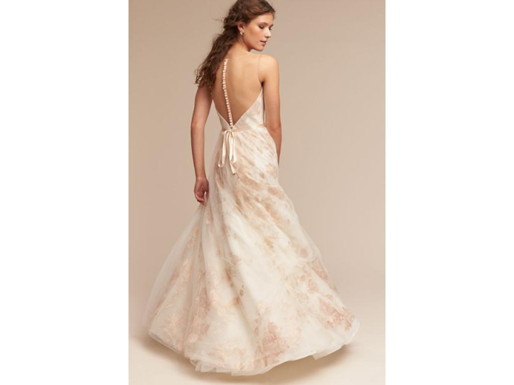 Bhldn Ivy Amp Aster Lily 900 Size 6 New Un Altered
