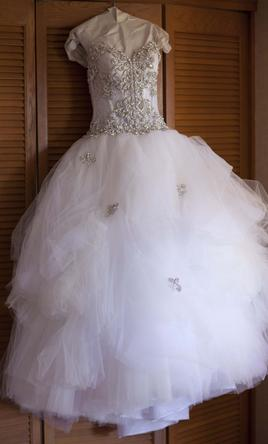 Corset Back Wedding Dresses | PreOwned Wedding Dresses