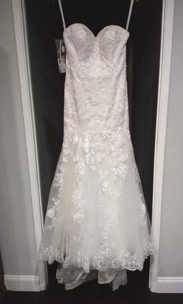 3c35052ccbec Alfred Angelo 2506, $499 Size: 8 | New (Un-Altered) Wedding Dresses