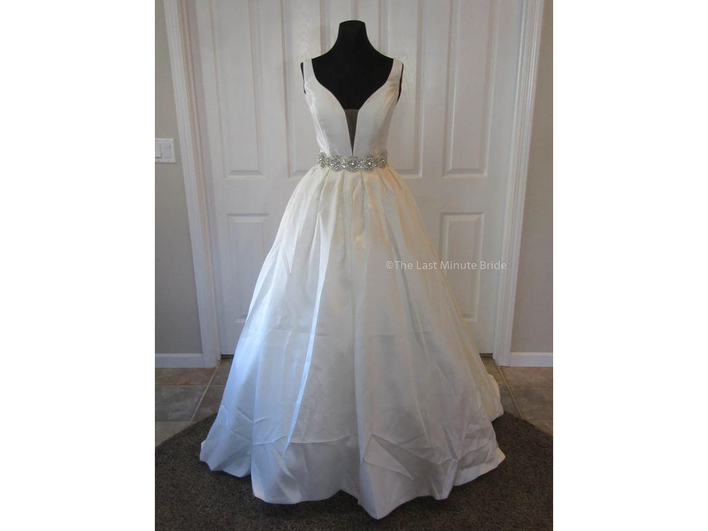 Other The Last Minute Bride Grace, $849 Size: 12 | New (Un-Altered ...