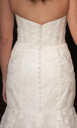 ec05b9ee84 ... Galina Corset Bodice Mermaid Lace Wedding Dress 7SWG755 4