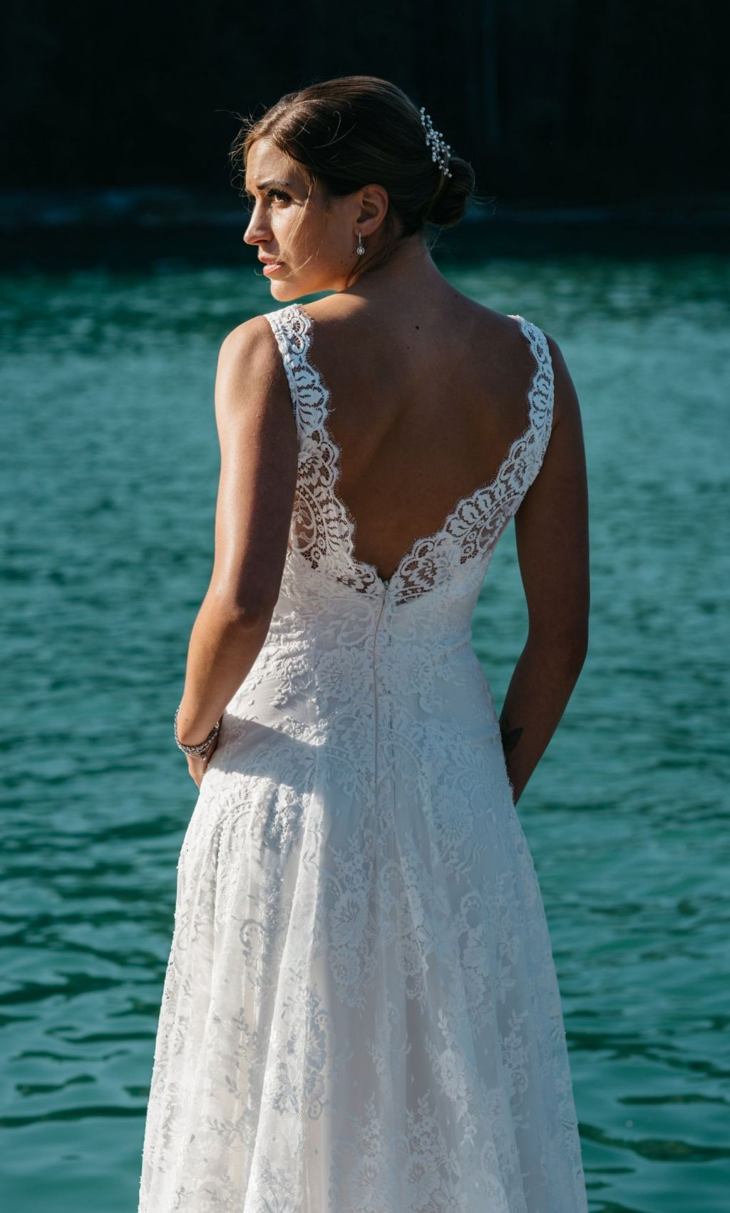 Other Anais Anette Isolde Gown, $1,250 Size: 8 | Used Wedding Dresses