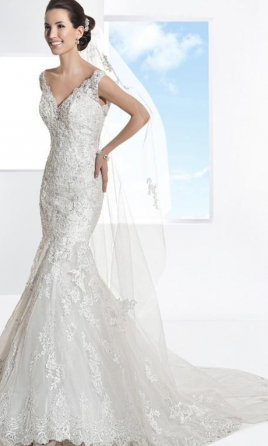Demetrios wedding dresses for sale preowned wedding dresses demetrios junglespirit Images
