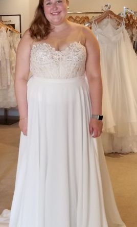 Size 18 Wedding Dresses and Wedding Gowns