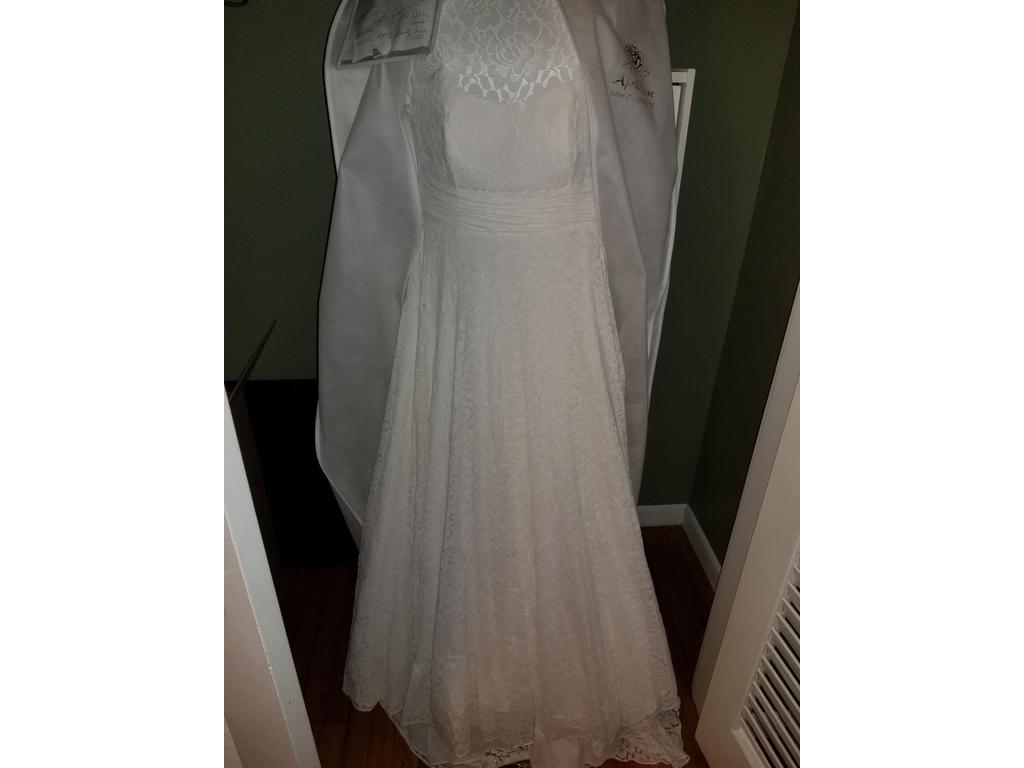 Other The Cotton Bride- Vintage Chic- Vivian, $1,000 Size: 12 | Used ...