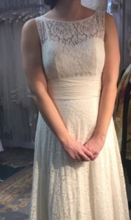 Other The Cotton Bride- Vintage Chic- Vivian, $800 Size: 12 | Used ...