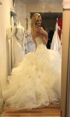 d2768a865f8 Eve of Milady Wedding Dresses For Sale