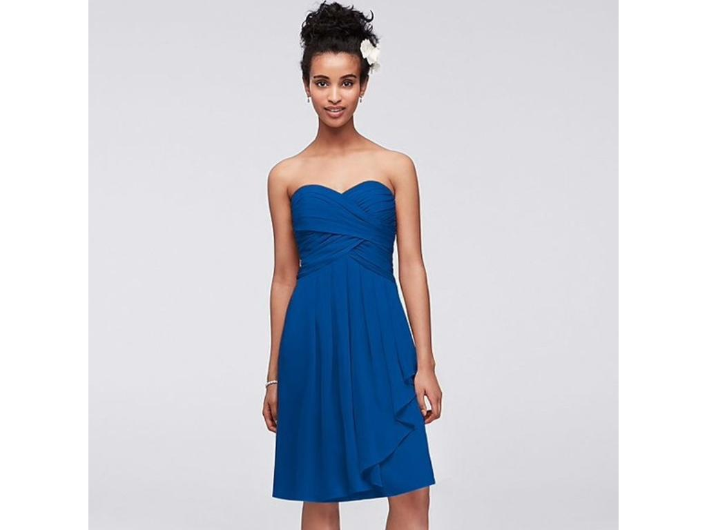 f748c1a7f6e Horizon Blue Bridesmaid Dresses - Gomes Weine AG